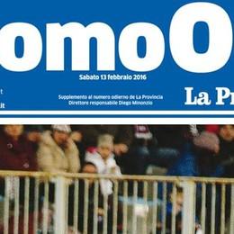 """Oggi in regalo allo stadio """"Como Olè""""  Amarcord: salvo in A con i pareggi"""