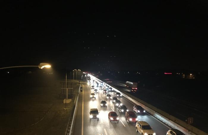 Coda autostrada a9 Lomazzo