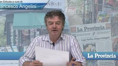 Video Edicola/Prima Pagina del 3 febbraio 2016