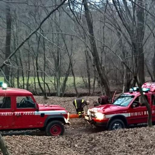 Cade in bicicletta nel bosco Ragazzino soccorso a Cantù