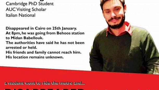 Risoluzione UE condanna morte Giulio regeni. Cociancich (PD): Egitto ammetta responsabilità
