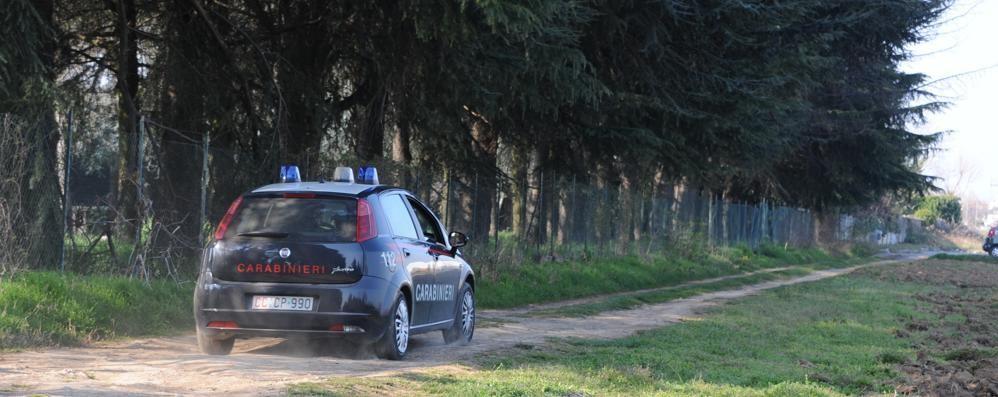 Lomazzo, coltellate nel parco del Lura I carabinieri: testimoni sotto torchio