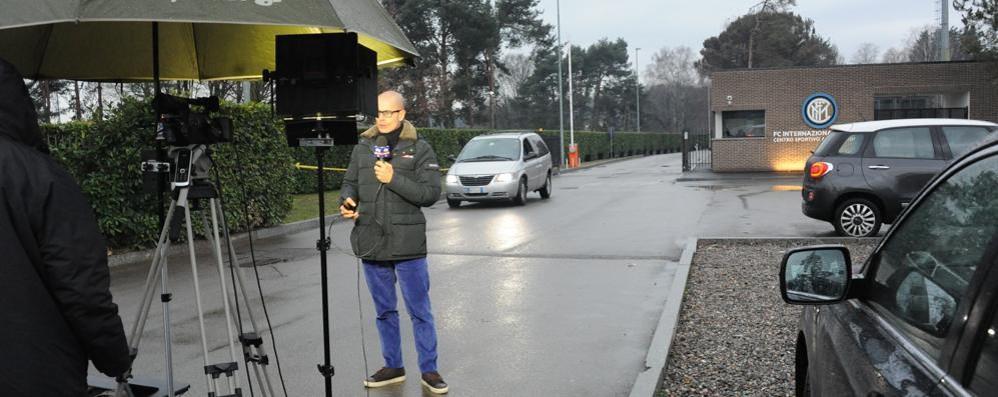 Cantiere pericoloso in Pinetina  Appiano, Inter sotto accusa