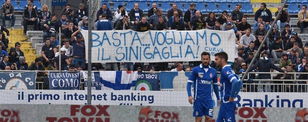 Daspo ai tifosi del Como per la lite in curva  Il Tar: «Troppi cinque anni»