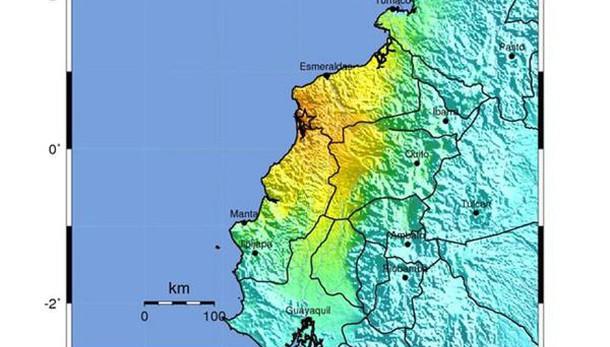 Terremoto Ecuador: sale il numero delle vittime, emergenza in sei province