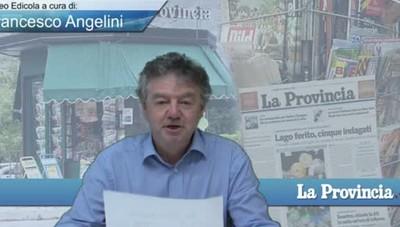 Video Edicola / Prima Pagina del 20 aprile 2016