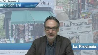 Video Edicola/Prima Pagina del 21 aprile 2016