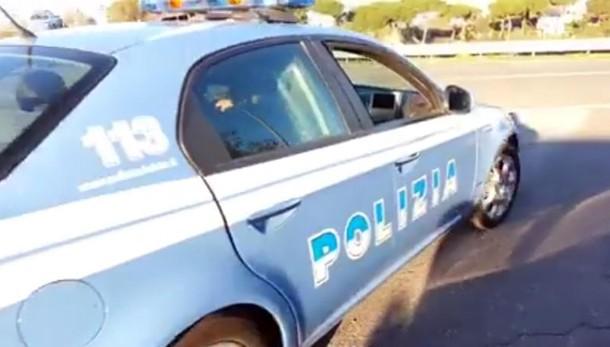 Palermo rapina al mercato ortofrutticolo fuga e colpi di pistola