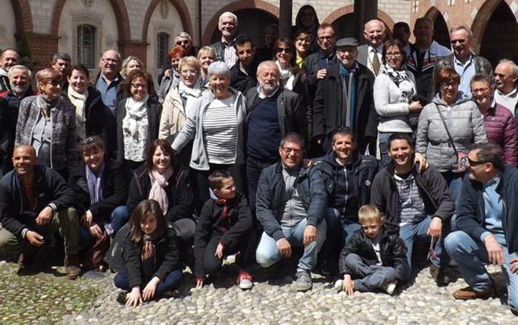 I gemelli francesi a Olgiate  Gite e incontri nel weekend