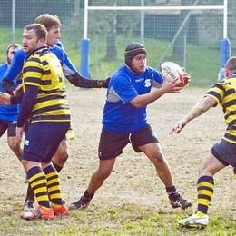 Rugby Como con Delebio È l'ultima sfida casalinga