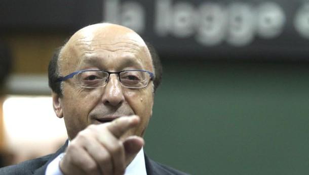 La Cassazione respinge ricorso di Luciano Moggi sui risarcimenti