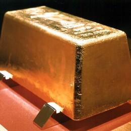 Oro: sale a 1.292 dollari