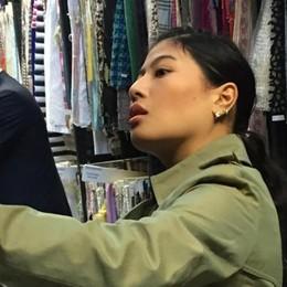 Principessa e designer asiatica  Alla Ratti per trarre ispirazione