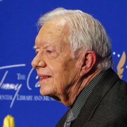 Jimmy Carter, Trump da' voce al razzismo