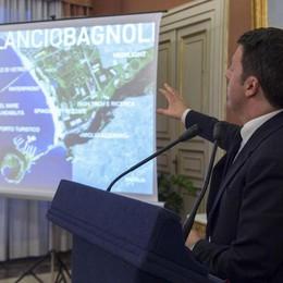 Bagnoli: Renzi, noi se enti locali fermi