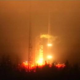 Lanciati satelliti del sistema Galileo