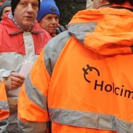 Tagli alla Holcim: a rischio   73 lavoratori su 317