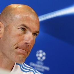 Champions:Zidane vuole ciliegina torta