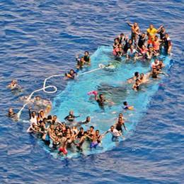 Migranti: in 5 giorni 12 mila salvati