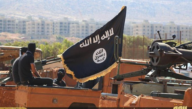 Isis, schiave in vendita on-line