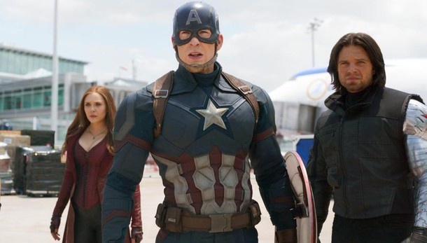 Captain America Civil War, grande performance al botteghino