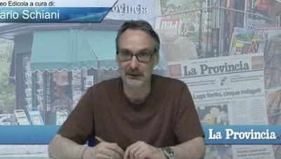 Video Edicola/Prima Pagina del 20 giugno 2016