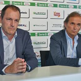 Calcio Como, cominciato l'incontro  La società vieta la diretta