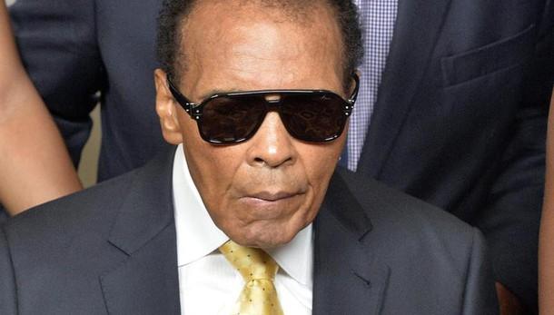 Boxe, Muhammad Ali in ospedale per problemi respiratori: