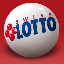 Il lotto svizzero fa ricco  un ticinese. O un comasco?