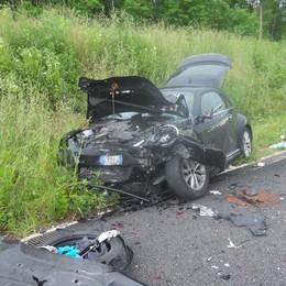 La morte di Buonanno nell'incidente  Aveva trascorso la giornata a Tremezzina