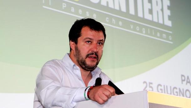 Salvini: A Roma 30mila voti fantasma, scandalo tutto italiano