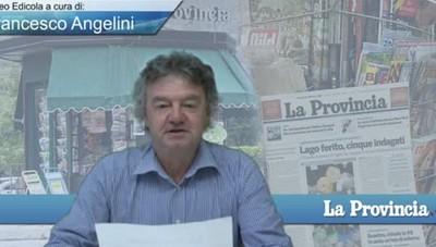 Video Edicola / Prima Pagina del 13 luglio 2016