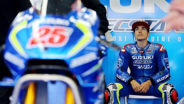 MotoGP Germania, prove libere 2: Vinales il più veloce, Yamaha in difficoltà