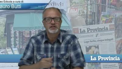 Video Edicola/Prima Pagina del 17 luglio 2016