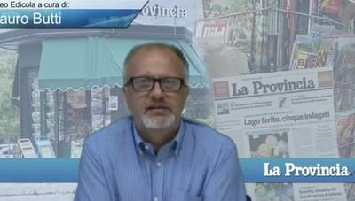 Video Edicola/Prima Pagina del 19 luglio 2016