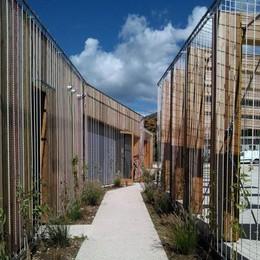 Il Centro di Poggio Picenze  al World Architecture Festival