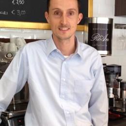 Gara all'ultima tazzina di caffè  Fabio va ai campionati mondiali