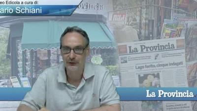 Video Edicola / Prima Pagina del 28 luglio 2016