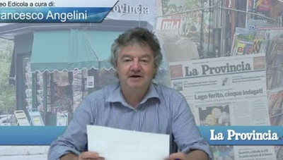Video Edicola/Prima Pagina dell'8 luglio 2016