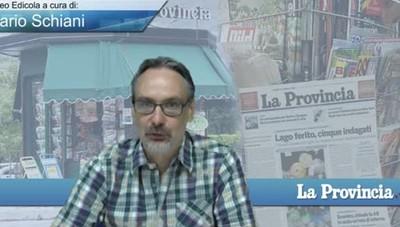 Video Edicola / Prima Pagina del 12 agosto 2016