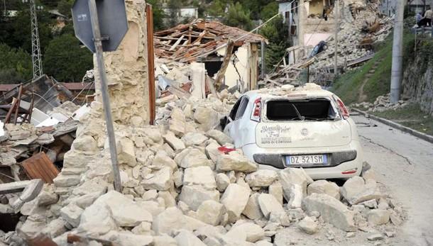 Terremoto Terribile Mette in Ginocchio Amatrice: Colpite Varie Parti del Centro Italia
