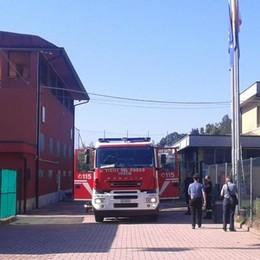 Incendio a Mariano  Salvata una famiglia