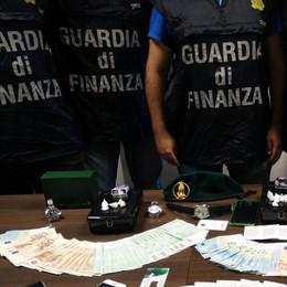 Spaccio di cocaina a Cantù: tre arresti   GUARDA IL VIDEO