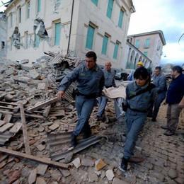 Procura Ascoli apre indagine su sisma