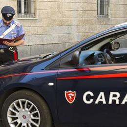 Albate, tenta di rubare in casa I carabinieri lo arrestano