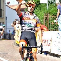 Conca vince a Costa Parisini si prende il Giro