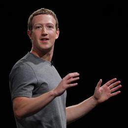 Renzi vede Zuckerberg a P.Chigi