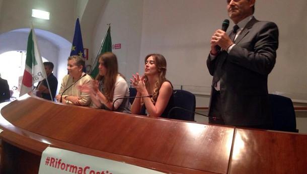 Referendum: Boschi, non è una sfida del Pd ma per il Paese