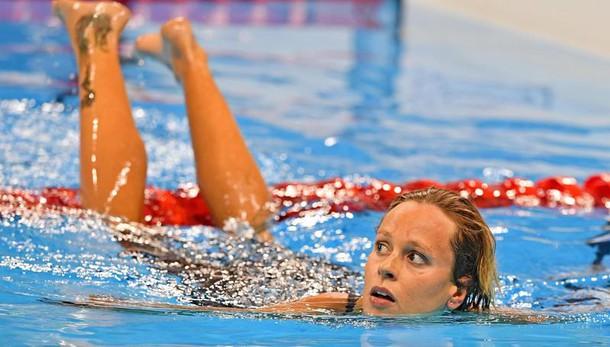 Magica Pellegrini! Trascina la staffetta azzurra in finale con record italiano