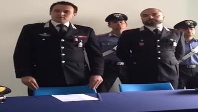Tentato omicidio Cantù, la conferenza stampa